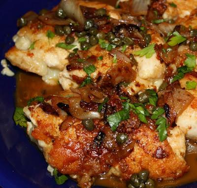 Chicken Saltimbocca – Nutmeg Olive Oil Company